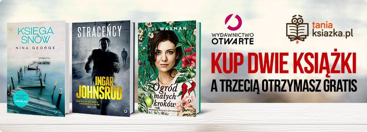 Wydawnictwo Otwarte - Książka GRATIS!