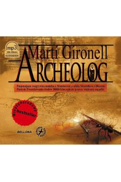 Archeolog Marti Gironell