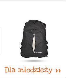 Plecaki dla m�odzie�y