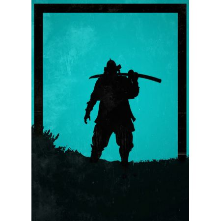 For Honor - Kensei - plakat