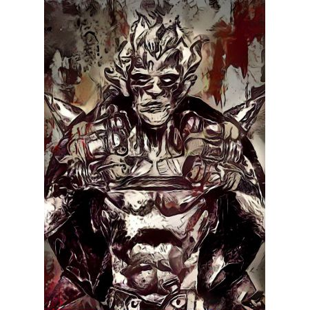 Legends of Bedlam - Junkrat, Overwatch - plakat