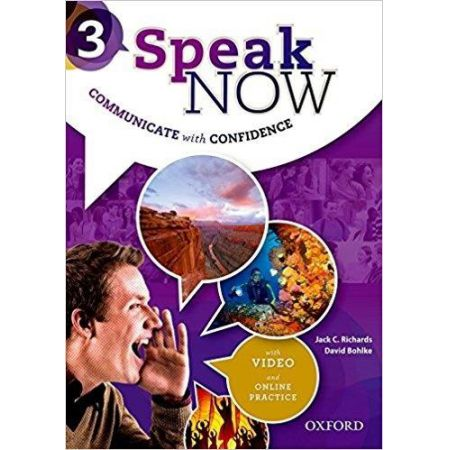Speak Now 3 SB with Online Practice