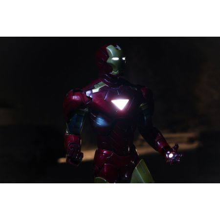 Iron Man 2 Mark VI Ver3 - plakat