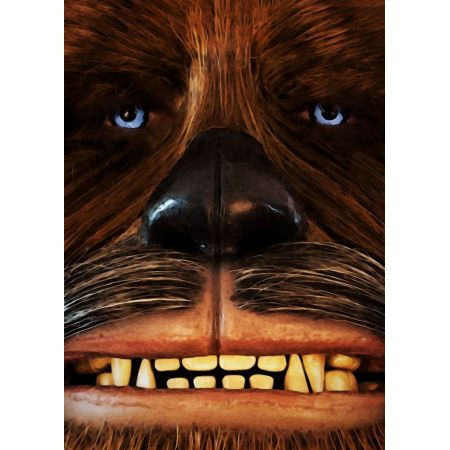 Face It! Star Wars Gwiezdne Wojny - Chewbacca - plakat