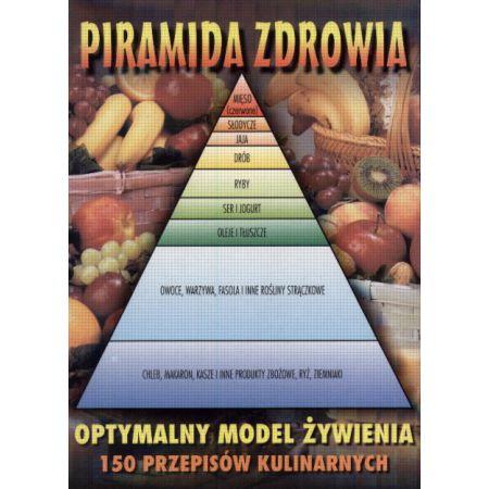 Znalezione obrazy dla zapytania Piramida zdrowia , optymalny model żywienia - 150 przepisów kulinarnych