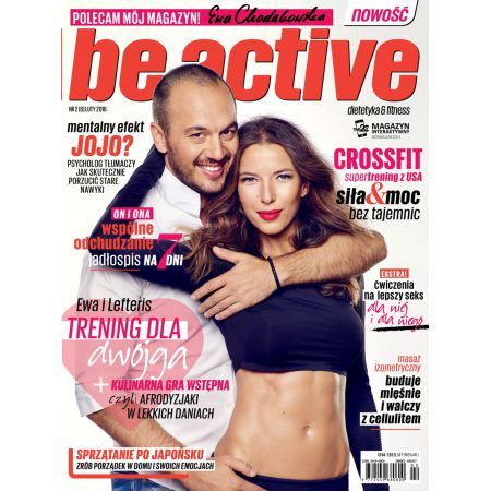Be Active 2/2016