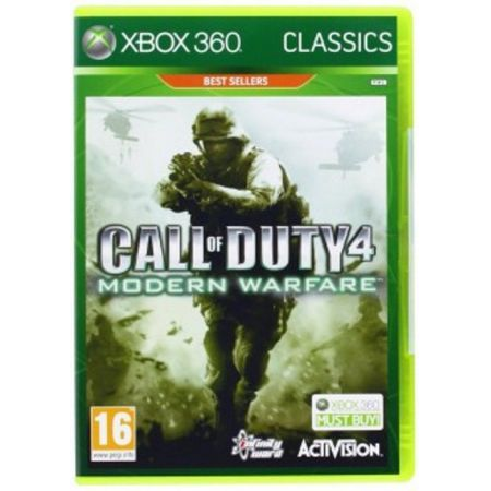 Call of Duty Modern Warfare XBox 360