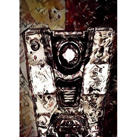 Legends of Bedlam - Claptrap, Borderlands - plakat