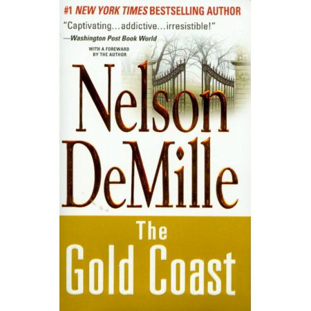 5 Nelson Demille Gold Coast General's Daughter Word Honor Night Fall Up Country