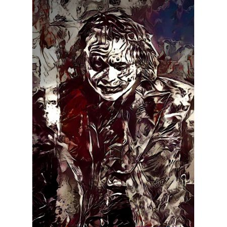 Legends of Bedlam - Joker, DC Comics - plakat