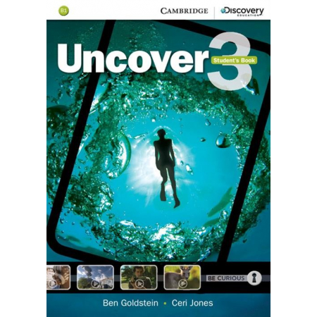 Uncover 3 Student's Book