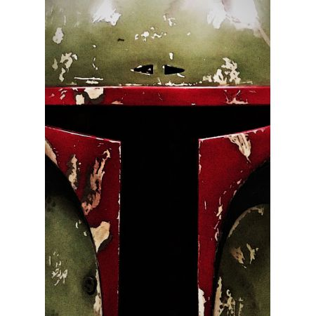 Face It! Star Wars Gwiezdne Wojny - Boba Fett - plakat