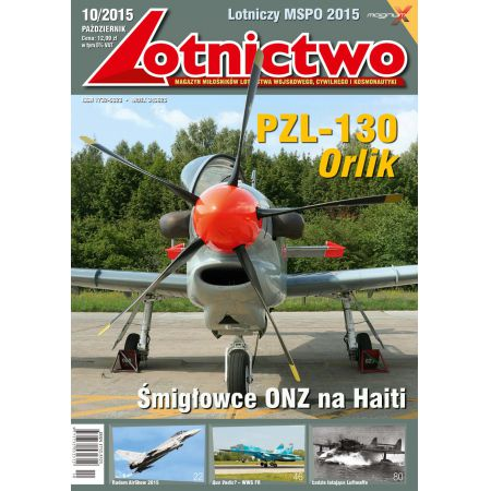 Lotnictwo 10/2015