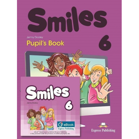 Smiles 6 PB (+ ieBook) EXPRESS PUBLISHING