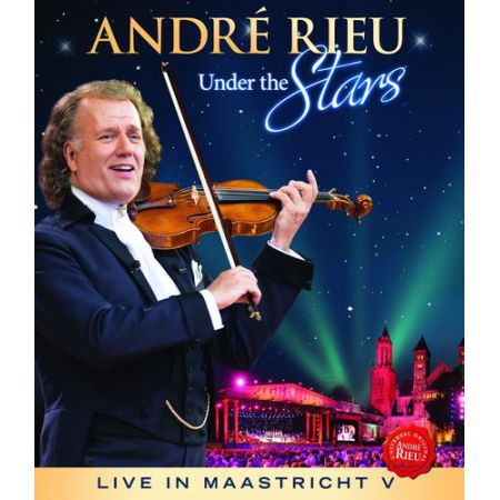 Under The Stars Live In Maastricht V (DVD)