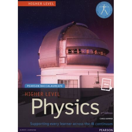 pearson baccalaureate physics higher level pdf