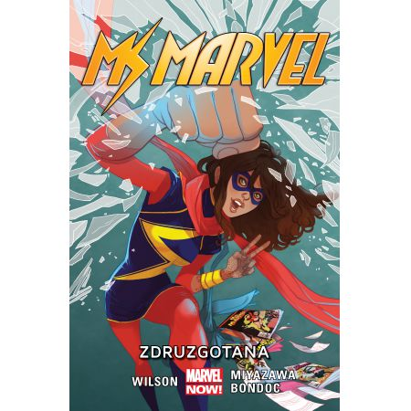 Ms Marvel Tom 3 Zdruzgotana