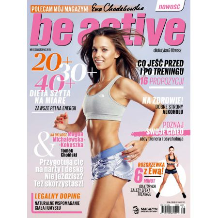 Be Active 5/2015