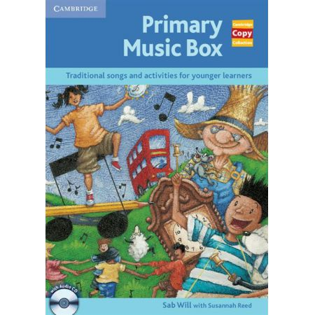Primary Music Box + CD