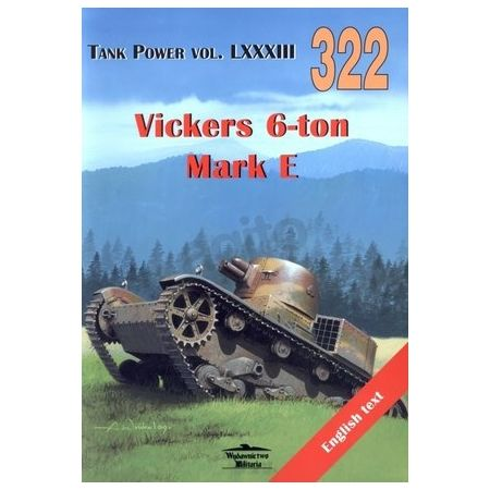 Wydawnictwo Tank Power no.97 4th Panzer Division 1943 Kursk x Saucken Paperback