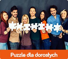 Najpiękniejsze puzzle dla dorosłych