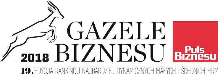 1. miejsce  w rankingu Gazele Biznesu 2018 w województwie podlaskim