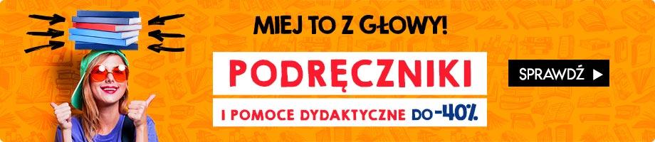 Podręczniki szkolne w TaniaKsiazka.pl