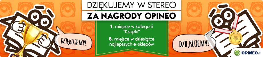 1. miejsce w Rankingu Opineo.pl!