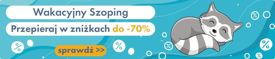 Wakacyjny szoping do -70% - sprawdź >