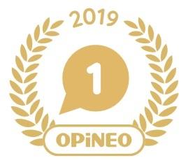 1. miejsce w Rankingu Opineo.pl dla TaniaKsiazka.pl!
