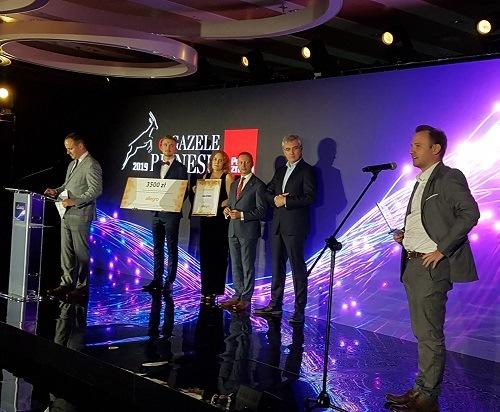 TaniaKsiazka.pl w Rankingu e-Gazele Biznesu