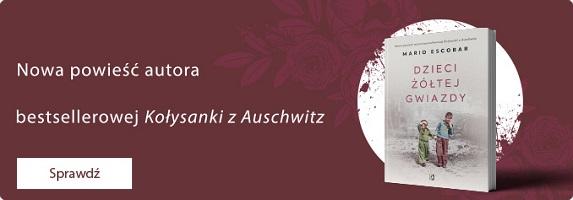 Nowa książka autora Kołysanki z Auschwitz >>