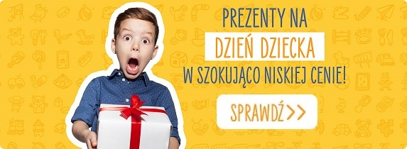 Najlepsze prezenty na Dzień Dziecka >>
