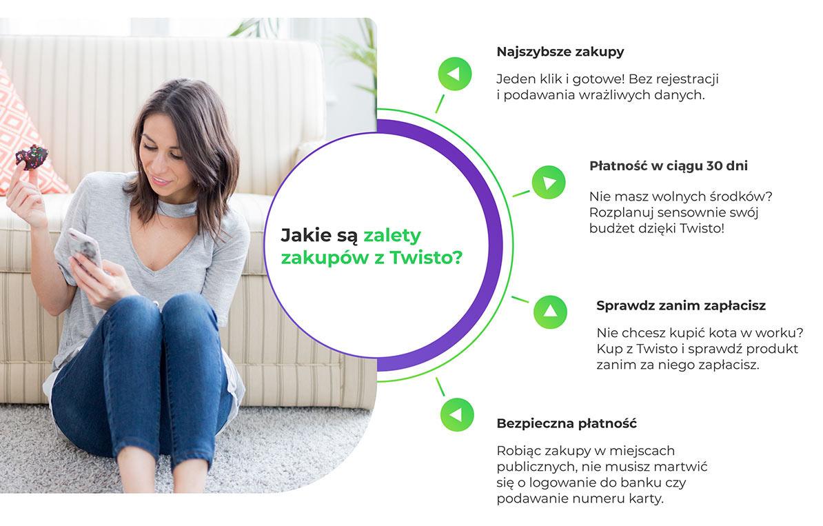 Jakie są zalety zakupów z Twisto?