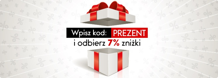7% dodatkowej zniżki!