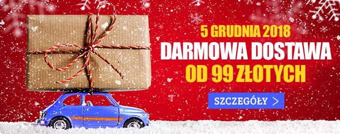 Dzień Darmowej Dostawy w TaniaKsiazka.pl >>