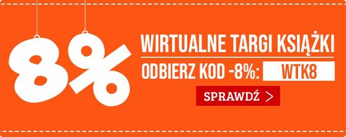 Wirtualne Targi Książki. Złap kod rabatowy >>