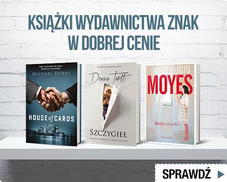 Książkowa promocja - rabat do 50%
