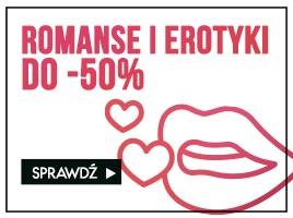 Romanse i erotyki do -50%