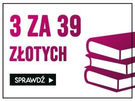 3 książki za 39 złotych