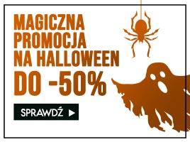 Magiczna promocja na Halloween -50%