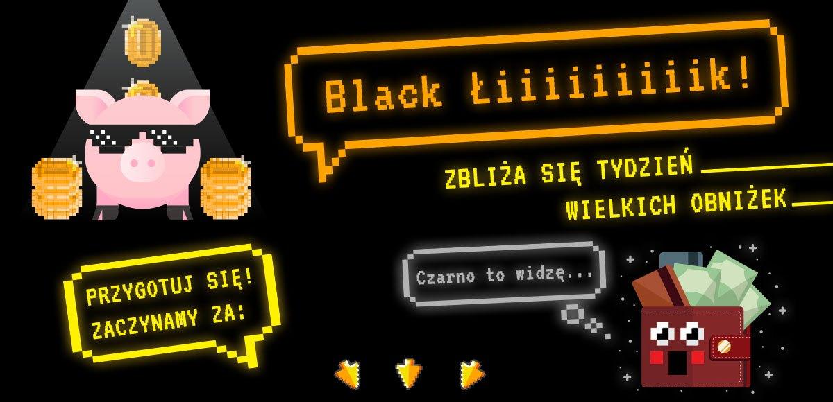 Black Week 2019 - TaniaKsiazka.pl