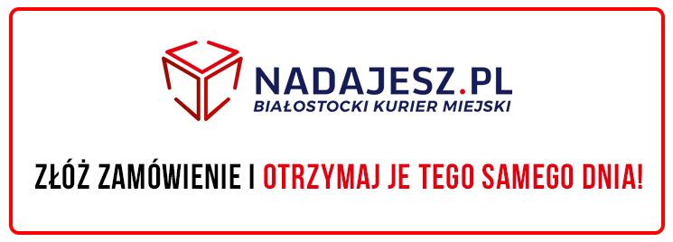 Nadajesz.pl - białostocki kurier miejski
