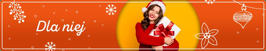 Sprawdź najlepsze prezenty na święta dla niej >>