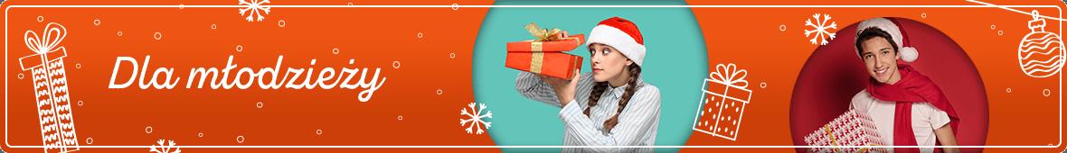 Sprawdź książkowe prezenty dla młodzieży i nastolatków >>