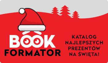Świąteczne wydanie BookFormatora. Dowiedz się więcej >>