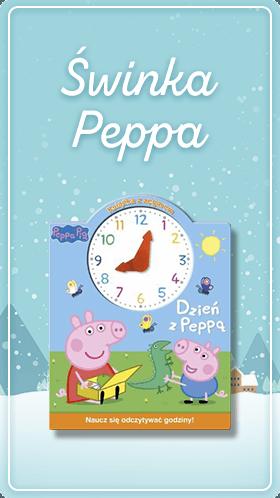 Sprawdź serię Świnka Peppa >>