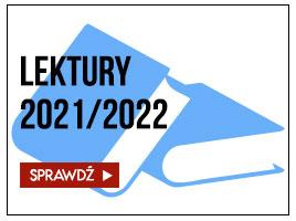 Lektury na rok szkolny 2021/2022