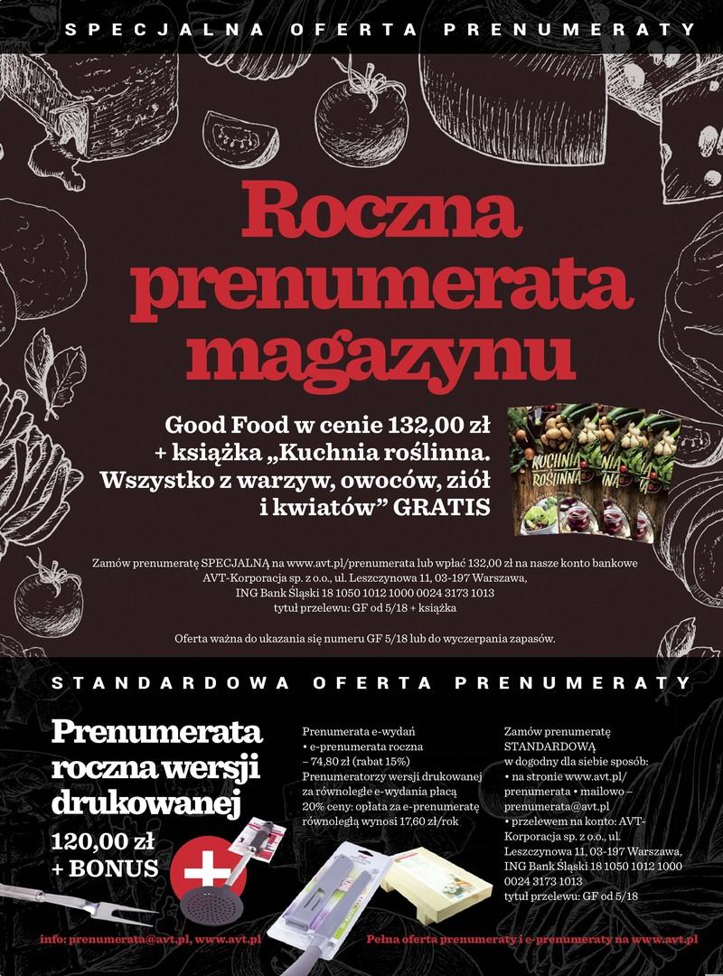 Ebook Good Food Edycja Polska 5 2018 Pdf W Taniaksiazka Pl