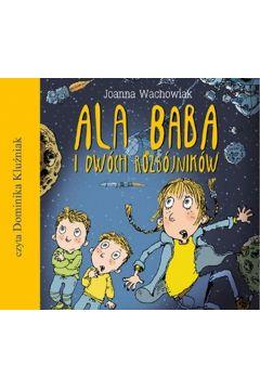 Ala Baba i dwóch rozbójników audiobook